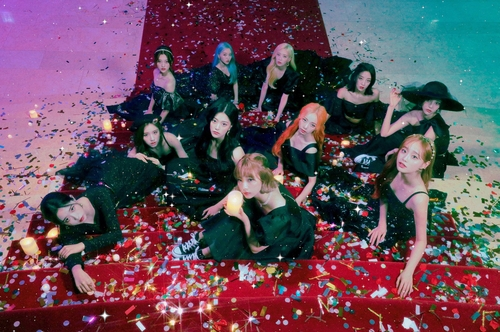 (Interview Yonhap) Loona vise le Top 100 du Billboard et souhaite collaborer avec Grimes et Weeknd