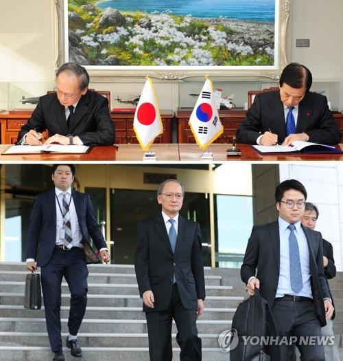 【韓国】大統領府「GSOMIA終了は国益に沿った決定。米国との同盟より優先」 ->画像>8枚