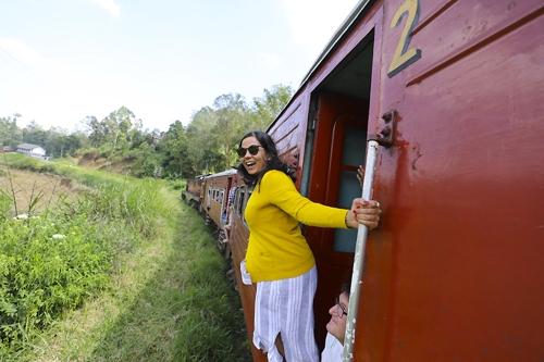 스리랑카 여행을 가장 힘들게 만드는 교통이 어쩌면 가장 낭만적으로 만드는 요소일 수도 있다. [사진/성연재 기자]