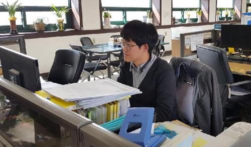 강희환 파주시 농업기술센터 농업정책팀 주무관