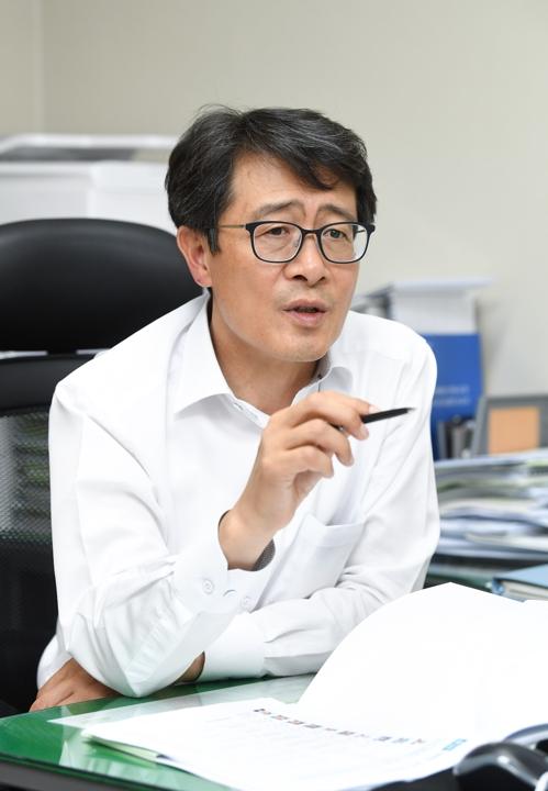김성학 경북도 미래전략기획단장