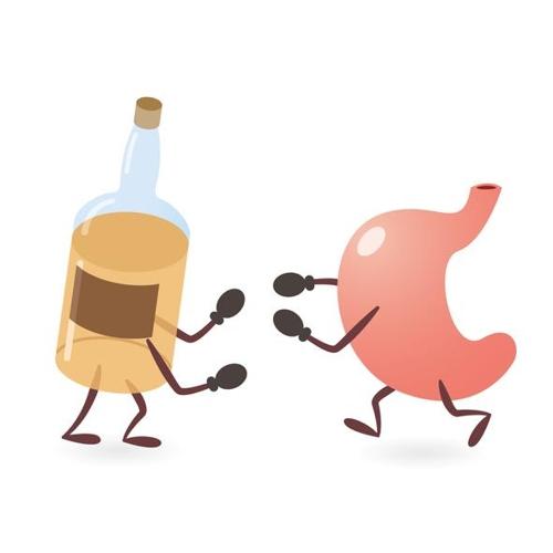 음주와 소화기질환
