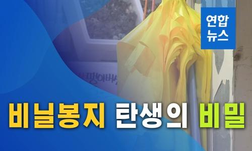 [이슈 컷] 최초 제작 의도는 '환경보호'였다? 비닐봉지의 역사 - 2