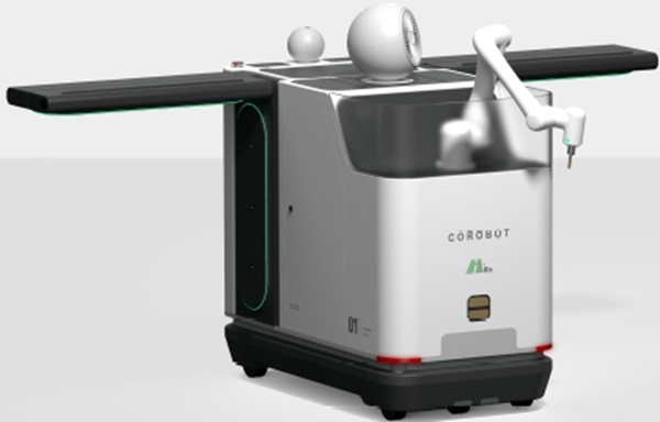 힐스엔지니어링의 '범용 소독 로봇'