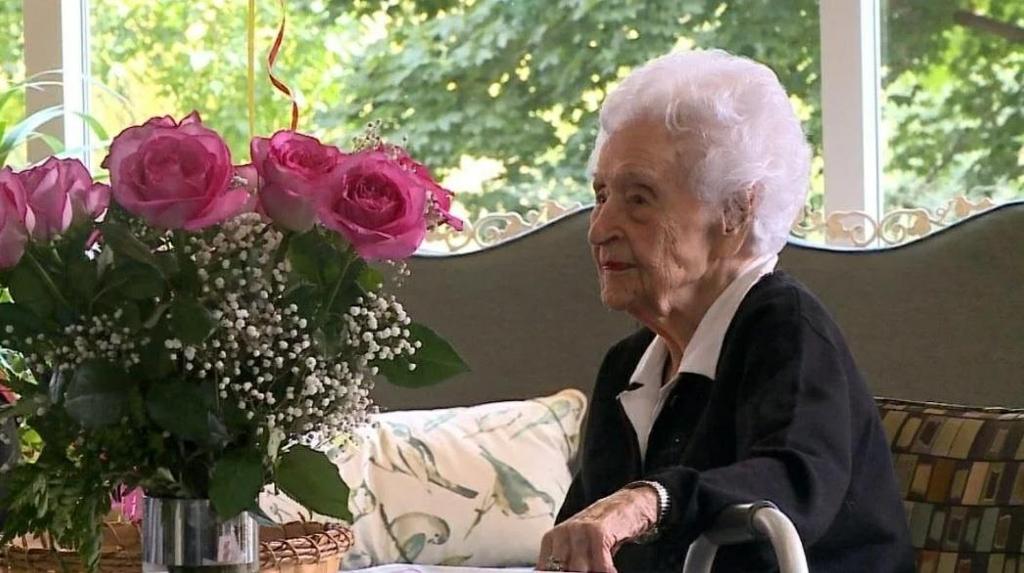 미국 최고령자 할머니 섯클리프