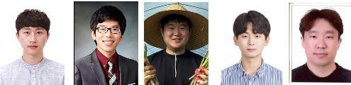 '2021 청년농업인대상' 수상자 5명