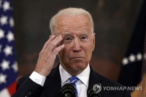 조 바이든 미국 대통령 [UPI=연합뉴스 자료사진]