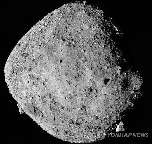 지구근접 소행성 '베누'