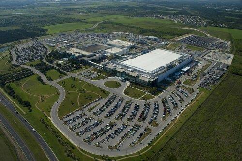 삼성전자 미국 오스틴 파운드리 공장