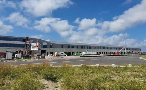 부산항만공사 로테르담 물류센터