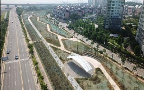 인천광역시, 공해 차단 위한 숲 조성 기업 모집 - 1