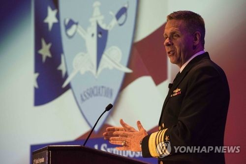 (3rd LD) U.S. military commander voices optimism about N. Korea summit, doubts denuclearization