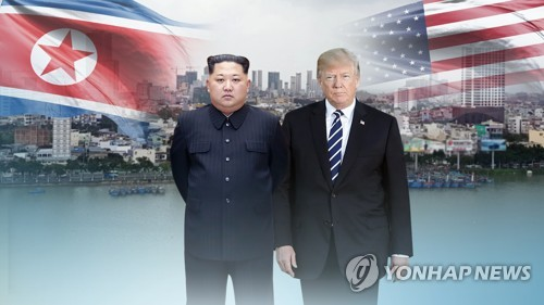 (3rd LD) Trump says 2nd U.S.-N.K. summit to be held in Hanoi
