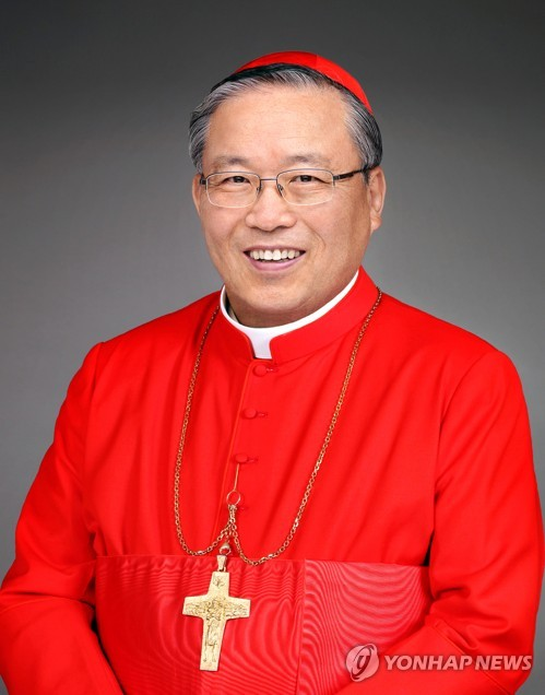 Cardinal Yeom Soo-jung delivers congratulatory message to Bong Joon-ho