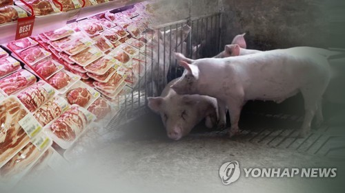 S. Korea's pork exports to remain intact despite ASF: ministry