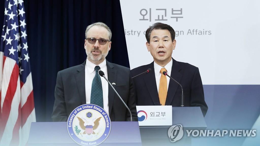 내주 올해 마지막 방위비협상…'동맹 기여' 카드 먹힐까 | 연합뉴스