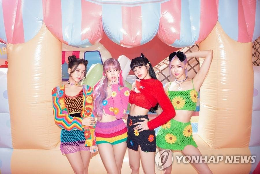 K-pop : «Ice Cream» de Blackpink dans le Billboard Hot 100 pour la 2e semaine