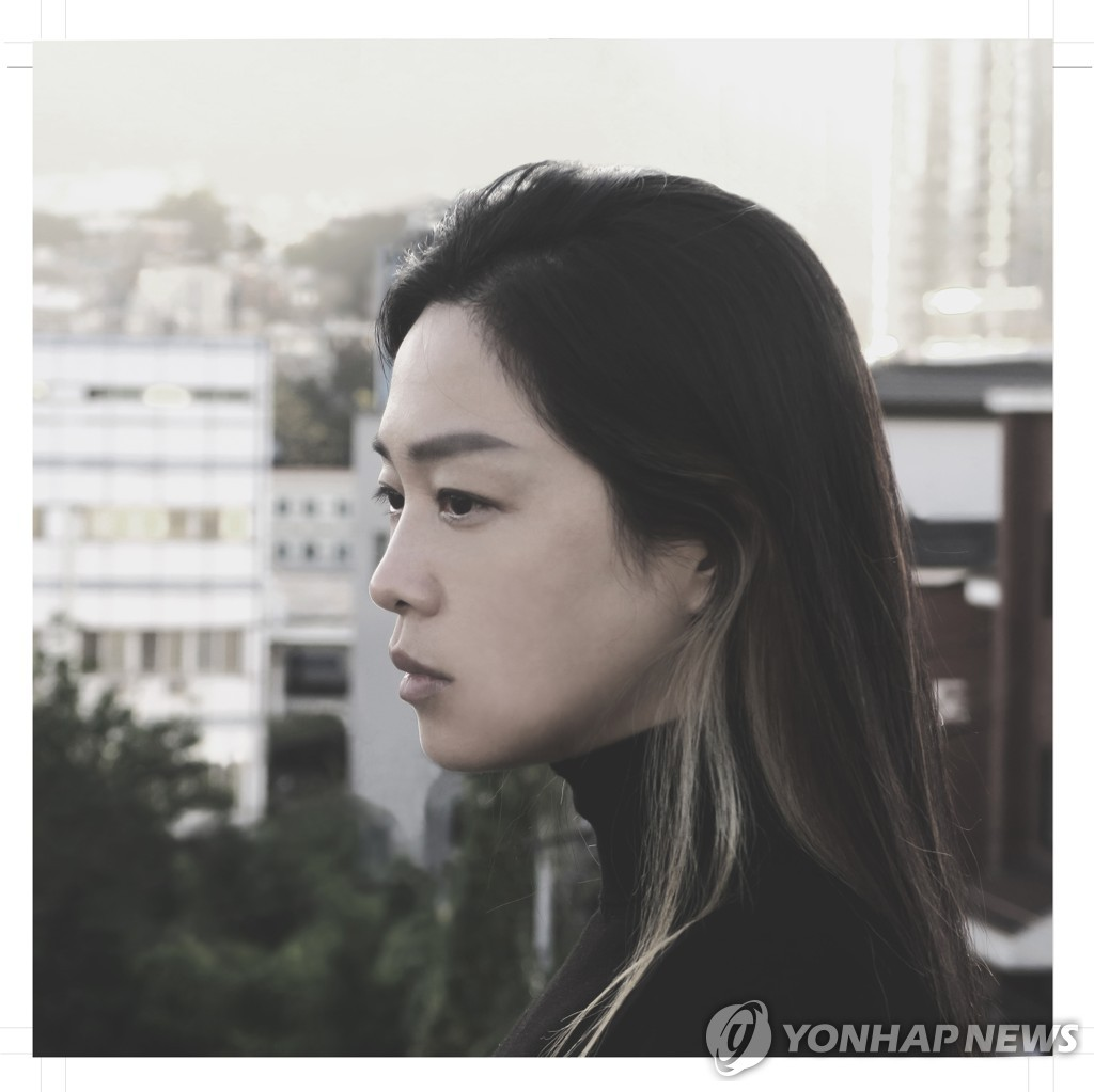 "This photo, provided by Geumbanji Record, shows the album cover for singer-songwriter Jeongmilla's third studio album ""CheongPa Sonata."" (PHOTO NOT FOR SALE) (Yonhap)"