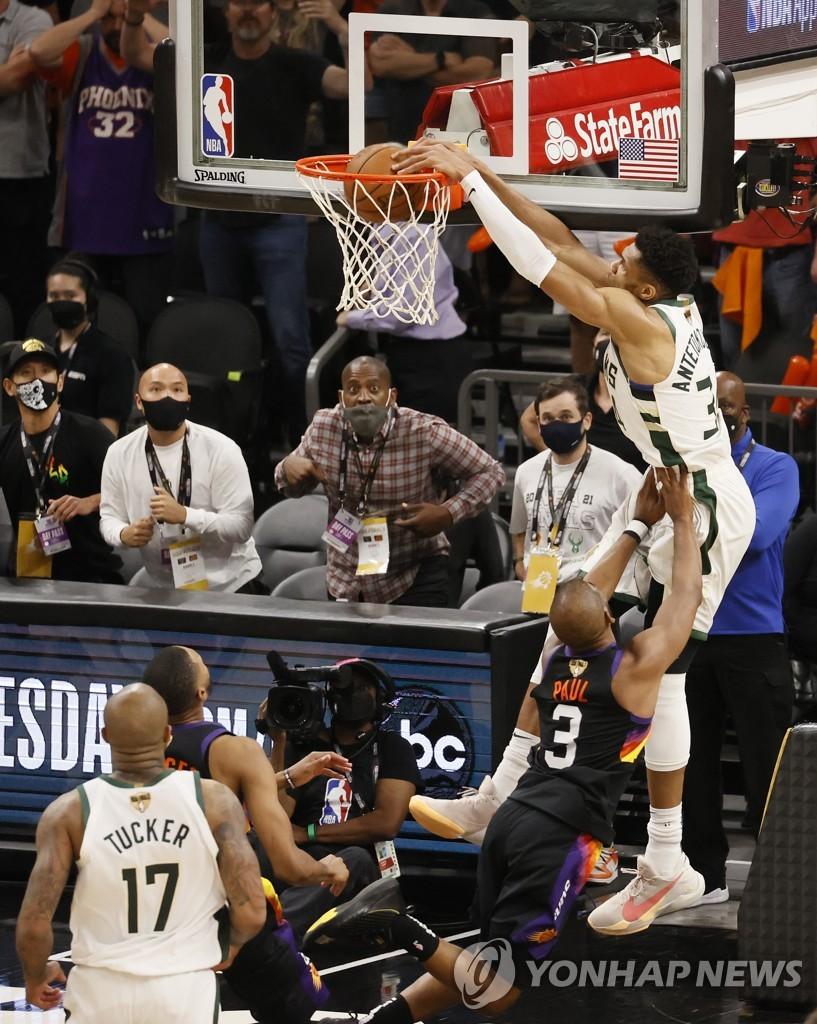 2020-2021시즌 NBA 최고의 장면.