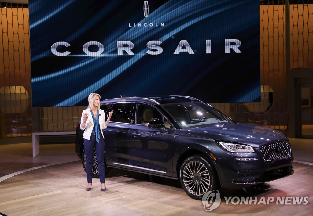 UNITED STATES-NEW YORK-INTERNATIONAL AUTO SHOW-MEDIA PREVIEW