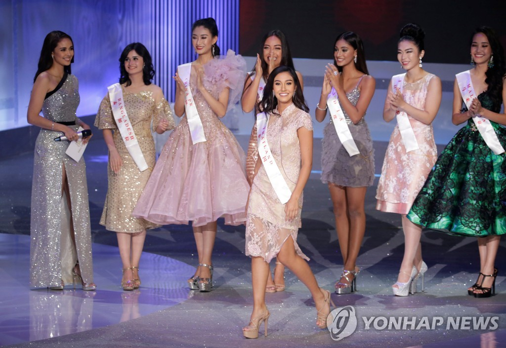 CHINA-MISSWORLD/