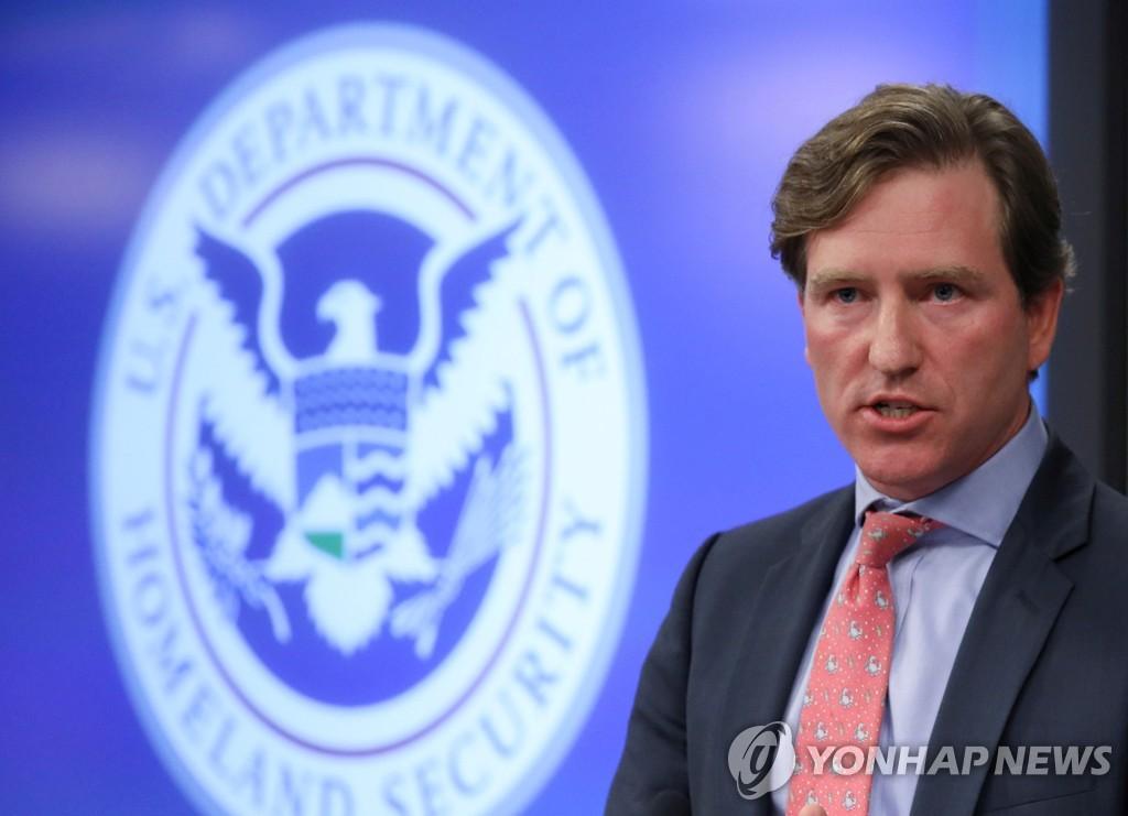 크리스토퍼 크레브스 전 국토안보부 사이버·인프라 보안국 국장