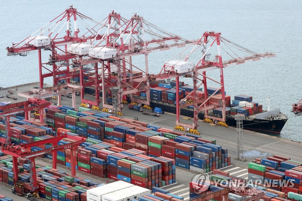S. Korea's trade dependence still high: data