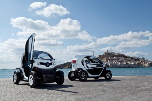 (LEAD) Renault to produce Twizy cars at S. Korean plant from 2019: sources