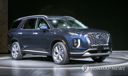(2nd LD) Hyundai Motor Q1 net jumps 30 pct on strong SUV demand