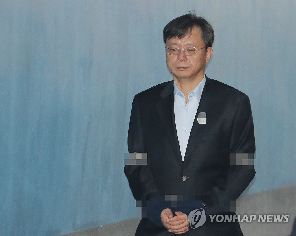 Final trial of ex-Park aide