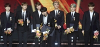 K-pop group BTS's annual economic value estimated at 4 tln won: report