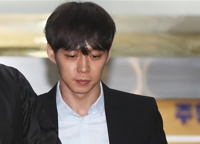 (LEAD) Singer Park Yoo-chun's hair drug test comes back positive