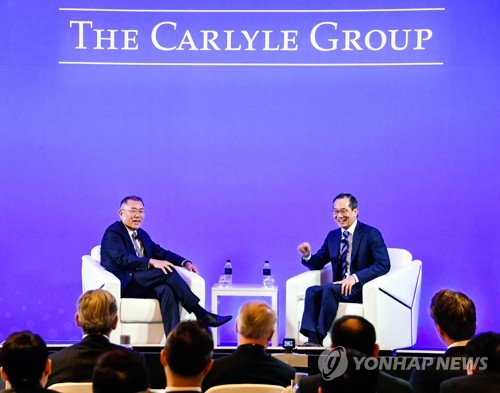 Hyundai Motor heir vows to transform automaker to mobility solutions provider