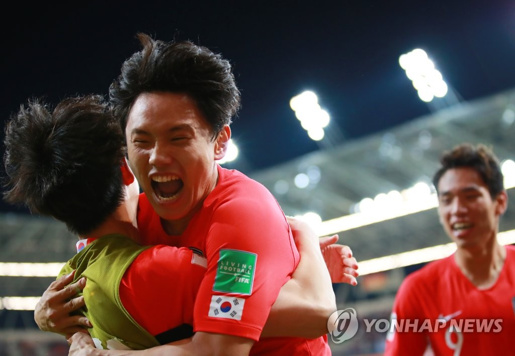 '맏형' 조영욱의 역전골