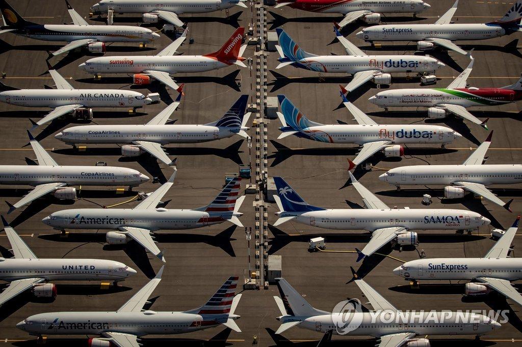 美보잉, 中항공박람회 2년연속 불참…에어버스는 中서 약진 | 연합뉴스
