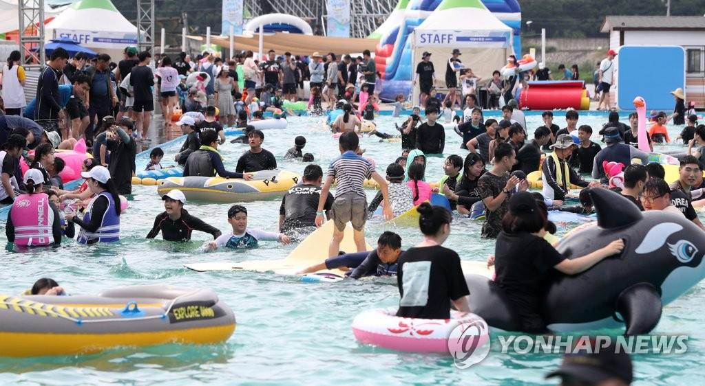 2019 철원 화강 다슬기축제
