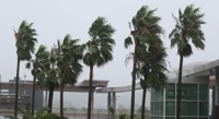 (3rd LD) Typhoon Tapah lashes S. Korea with strong winds, heavy rains