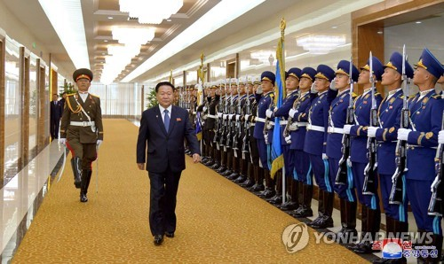 N.K. official to attend NAM meeting