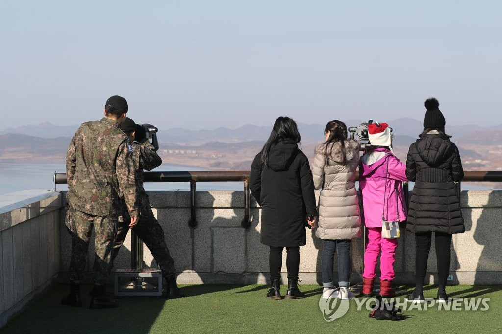 Looking at N. Korea