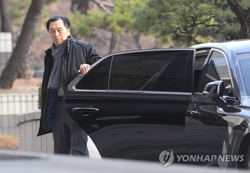 Former Ulsan mayor summoned by prosecutors