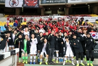 Teens join Europe-based stars for S. Korea at Olympic women's football qualifiers