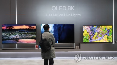 OLED TV market may post relatively small growth this year: report
