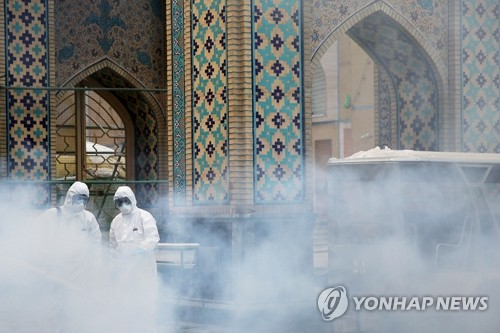 (LEAD) S. Korean chartered flight heads home carrying 80 people evacuated from coronavirus-hit Iran