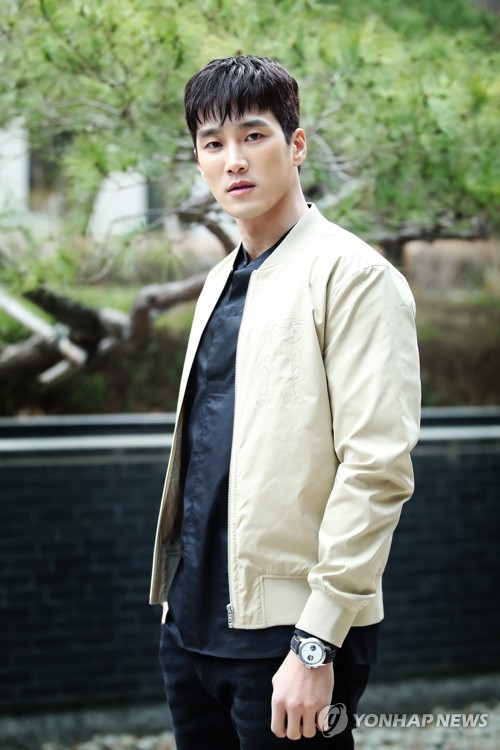 Actor Ahn Bo-hyun in 'Itaewon Class'