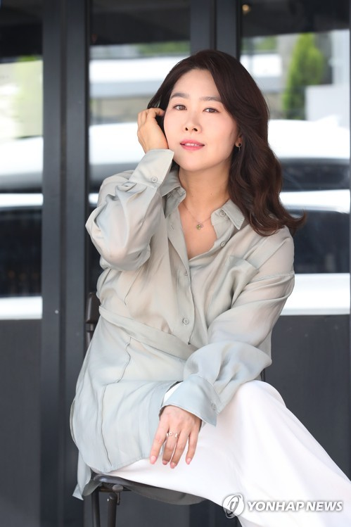 Actress Kim Ji-young