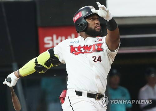 Meet Mel Rojas Jr.: KBO's top slugger and a man with a plan