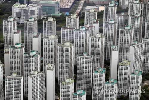 Seoul home prices have surged most during Moon's term: report
