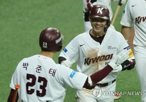 Jeon Byeong-woo's three-run homer
