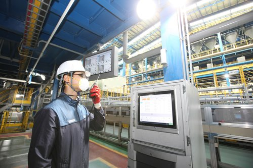 POSCO Chemical to supply battery material for LG-GM joint venture
