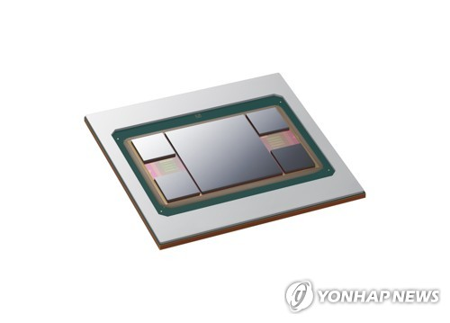 Samsung's advanced chip packaging tech I-Cube4